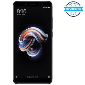 Xiaomi Redmi Note 5 Pro 4GB 64GB Black (Refurbished : Excellent)