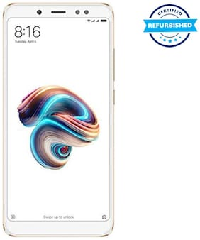 Xiaomi Redmi Note 5 Pro 4GB 64GB Gold (Refurbished : Excellent)