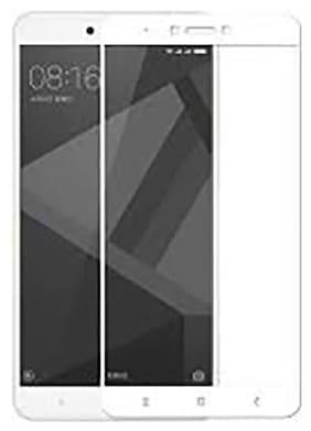 Xiaomi Redmi Note 4 Edge To Edge Tempered Glass By Tempered Glasses 5D Tempered Glass, Bubble Free Installation