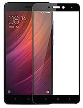 Xiaomi Redmi Note 4 Screen Guard By Tempered Glasses UV Protection, Bubble Free Installation