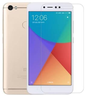 Xiaomi Redmi Y2 Edge To Edge Tempered Glass By Tempered Glasses 4D Screen Guard, Bubble Free Installation