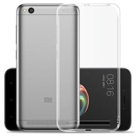 Xiaomi Redmi 5A Transparent Back Cover