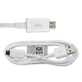 Xiaomi Redmi 4A, Xiaomi Redmi Note  Pro Micro USB Cable Data Charging Cable High Speed Fast Cable : White