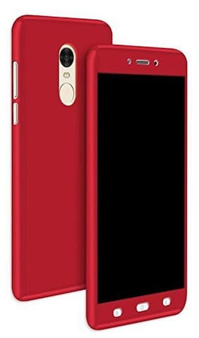 Redmi note 4 iPaky  360 Protective Body Case with Tempered Glass for Redmi note 4