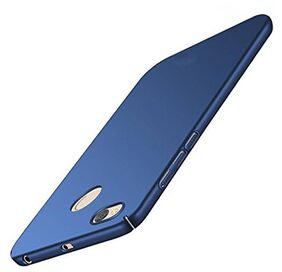 Ultimate Collection Back Cover For Redmi Y1 Plastic Blue