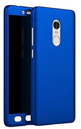 Ultimate Collection Back cover For Redmi note 5 Rubber Blue