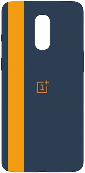 OnePlus 7 Silicone Soft Back Cover By Yes Style ( Multi )
