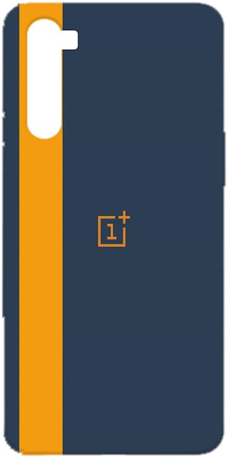 OnePlus Nord Silicone Soft Back Cover By Yes Style ( Multi )