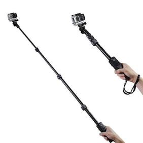 YGS Selfie Stick For Universal (Black)