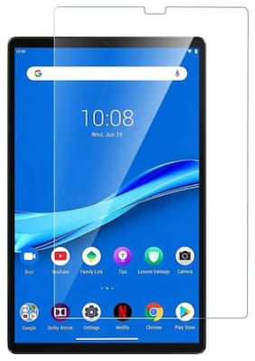 YMYTE Tab Tempered Glass for Lenovo Tab M10 Plus 10.3 inches - X606