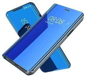 Yolke Flip Cover For Samsung Galaxy J7 Prime 2 (Blue)