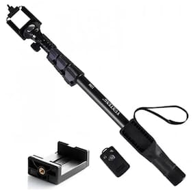 YT-1288-A  Selfie MonoPod Stick Without Aux Cable for DSLR/SLR Action Camera  Smart Phones BY CHG