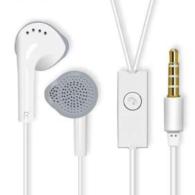 ZAUKY ys led-464 In-Ear Wired Headphone ( White )