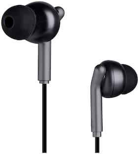 Zebronics Zeb bro Zeb bro In-Ear Wired Headphone ( Black )