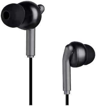 Zebronics Zeb - Bro In-Ear Wired Headphone ( Black )