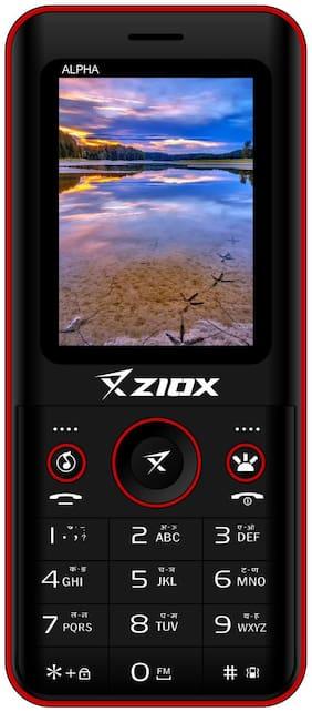 Ziox Alpha (Black & Red)
