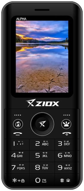 Ziox Alpha (Black)