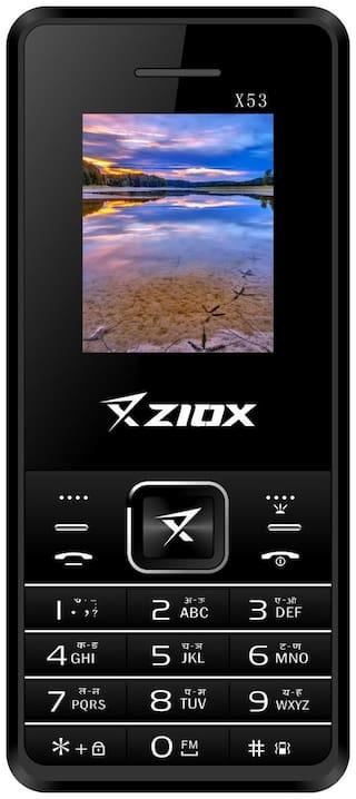Ziox X53 (Black)