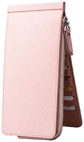 Zipper Clutch Bag Mobile Phone Bag Wallet Custom