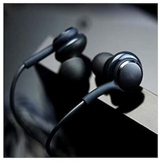 ZULX ZULX earphone for Galaxy S8 S8+ Note 8 AKG Ear Buds Headphones Headset Earphones(BLACK) In-Ear Wired Headphone ( Black )
