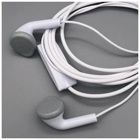 ZULX In-Ear Wired Headphone ( White )