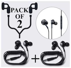 ZULX In-Ear Wired Headphone ( Black )