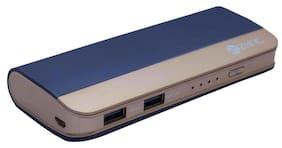 Zync PB999 Elegant Power Bank (Navy Blue)10400 mAh Portable Power, Good Quality Battery LG Lithium-ion Cell