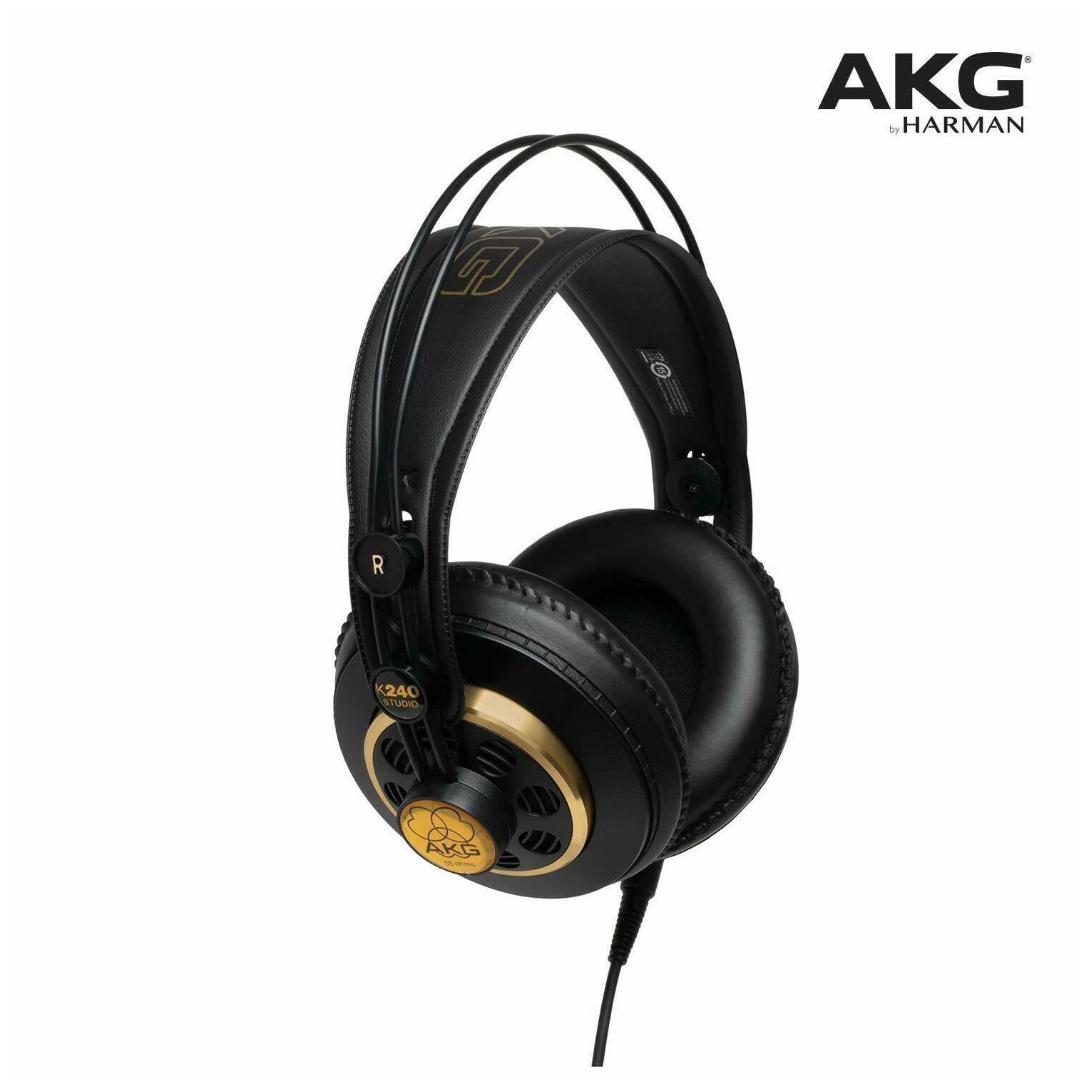 AKG K240STUDIO Semi Open Over Ear Professional Studio Headphones by Jhakaas Retail