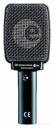 Sennheiser e906 Supercardioid Dynamic Mic Great on Guitar Amps!!! Studio