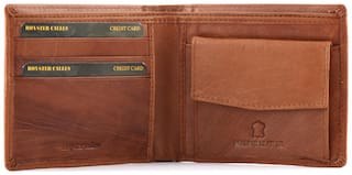Royster Callus Leather Mens Wallet