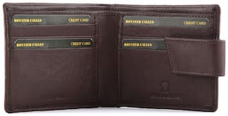 Royster Callus Brown Leather Wallet