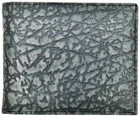 Hawai Grey Leather Wallet