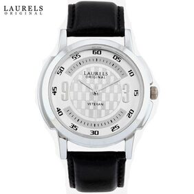Laurels Original Veteran Analog Watch