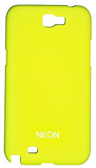 premium selection 586d4 2d74e Neon Back Cover For HTC Desire 310 (Yellow)