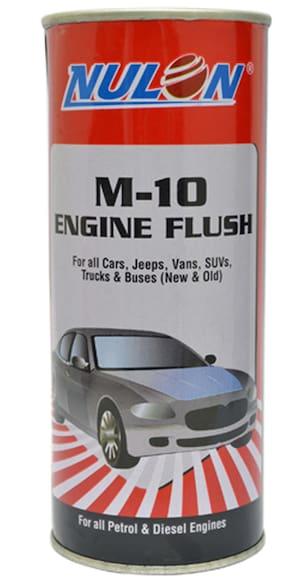 Nulon M-10 Engine Flush- 443 ml (for all 4 wheelers)