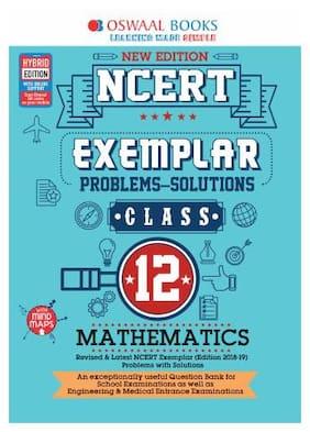 Oswaal NCERT Exemplar (Problems - solutions) Class 12 Mathematics (For March 2020 Exam)