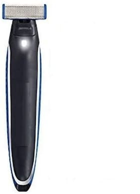 Bazaartrick SOLO TRIM Beard & Hair Trimmer For Men (Blue)