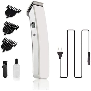 Domazo innova 216  Beard and Hair Trimmer for Men (White)