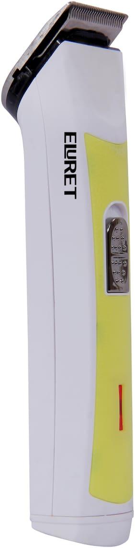 ELURET Eint07 Mustache & beard trimmer For Unisex ( Yellow )