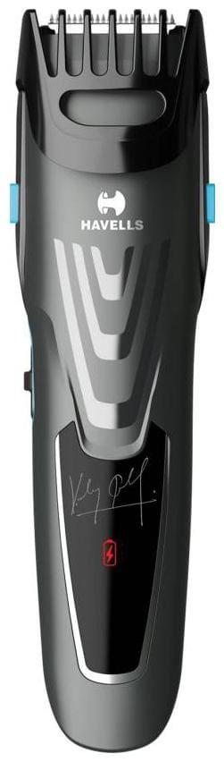 Havells BT5301 Beard Trimmer For Men ( Grey , Rechargeable Battery )