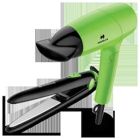 Havells Havellshc4035 Hair Dryer ( Black & Green )