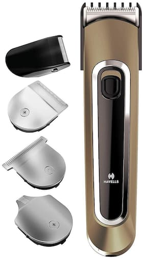 Havells GS6451 Grooming Kit For Men ( Brown , Direct AC Powered )