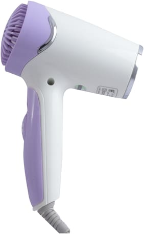 INNOVA Stylo look 1400w hot and cold Hair Dryer ( Blue )