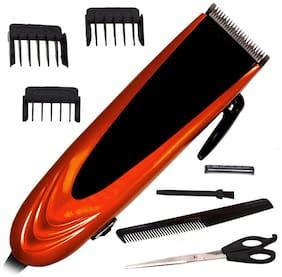 JM Tr154 Hair clipper For Men ( Orange )