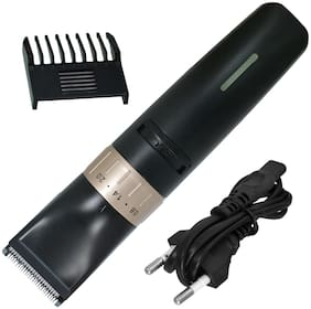 JM TR307 Hair Clipper For Unisex ( Black , Rechargeable Battery )