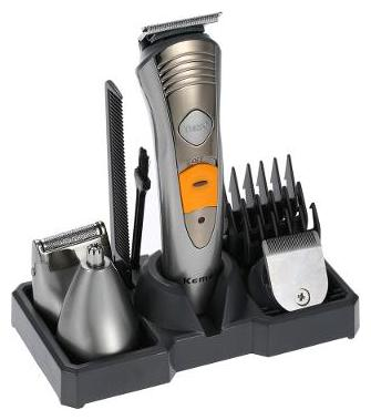 Kemei KM-580A Electric Shaver Razor 7 in 1 Shaver Machine Nose Ear...