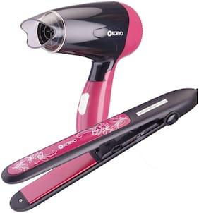 Koryo Khds1200pt Hair Styler ( Pink & Black )