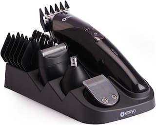 Koryo Kgs91tpns Mustache & beard trimmer For Men ( Black )