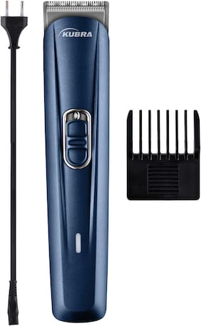Kubra KB-622 Body Groomer For Unisex ( Blue , Rechargeable Battery )