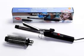 om shoppe Mt 471 Hair Curler ( Black )